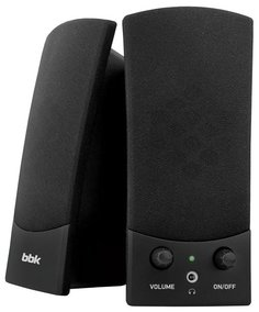 Компьютерная акустика BBK CA-196S (черный)