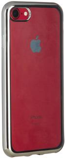 Клип-кейс Oxy Fashion MetallPlated для Apple iPhone 7/8 (черный)