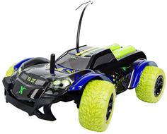 Silverlit Машина Exost - Xbull (черно-желтый)