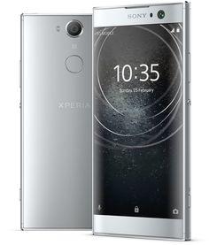 Sony Xperia XA2 Dual (серебристый)