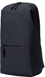"""Рюкзак Xiaomi Mi City Sling Bag для планшета 7"""" (темно-серый)"""