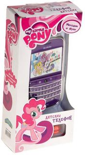 Развивающая игрушка Grand Toys Телефон My Little Pony GT8668