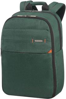 """Рюкзак Samsonite Laptop Backpack CC8*005 Network 3 для ноутбука 15.6"""" (зеленый)"""