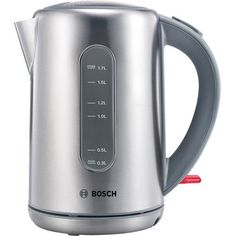 Электрочайник Bosch TWK7901 (серебристый)