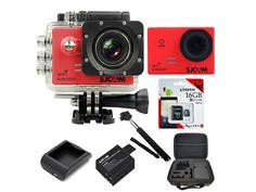 Экшн-камера SJCAM SJ5000 WiFi Red