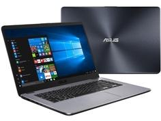 Ноутбук ASUS X505BA-BR189T 90NB0G12-M02910 (AMD A6-9220 2.5 GHz/6144Mb/500Gb/AMD Radeon R4/Wi-Fi/Bluetooth/Cam/15.6/1366x768/Windows 10 64-bit)