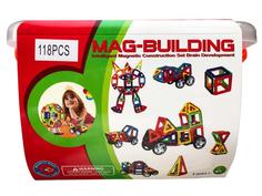 Конструктор Mag-Dulildnng MG018 118 магнитов