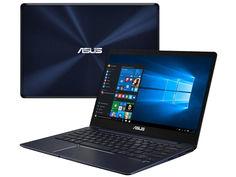 Ноутбук ASUS UX331UA-EG032T 90NB0GZ1-M00920 (Intel Core i3-7100U 2.4 GHz/8192Mb/256Gb SSD/No ODD/Intel HD Graphics/Wi-Fi/Cam/13.3/1920x1080/Windows 10)