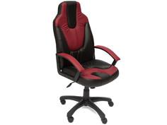 Компьютерное кресло TetChair Нео 2 Black-Bordo