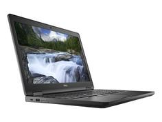 Ноутбук Dell Latitude 5590 5590-1597 (Intel Core i7-8650U 1.9 GHz/16384Mb/512Gb SSD/nVidia GeForce MX130 2048Mb/Wi-Fi/Bluetooth/Cam/15.6/1920x1080/Windows 10 64-bit)