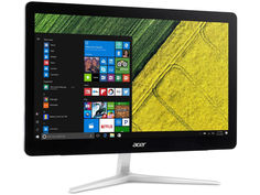 Моноблок Acer Aspire Z24-880 DQ.B8TER.020 (Intel Core i5-7400T 2.4 GHz/4096Mb/1000Gb/DVD-RW/Intel HD Graphics/Wi-Fi/23.8/1920x1080/Windows 10 64-bit)