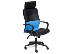 Компьютерное кресло TetChair Modern-1 Black-Blue
