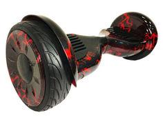 Гироскутер CarCam Smart Balance 10.5 Red Lightning