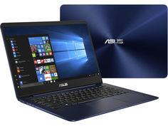 Ноутбук ASUS Zenbook UX430UA-GV334R 90NB0EC5-M12270 (Intel Core i5-8250U 1.6 GHz/8192Mb/256Gb SSD/No ODD/Intel HD Graphics/Wi-Fi/Bluetooth/Cam/14.0/1920x1080/Windows 10 64-bit)