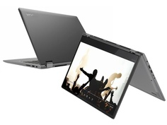 Ноутбук Lenovo Yoga 530-14IKB Black 81EK008VRU (Intel Core i3-7130U 2.7 GHz/4096Mb/128Gb SSD/Intel HD Graphics/Wi-Fi/Bluetooth/Cam/14.0/1920x1080/Touchscreen/Windows 10 Home 64-bit)