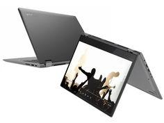 Ноутбук Lenovo Yoga 530-14IKB Black 81EK008URU (Intel Pentium 4415U 2.3 GHz/4096Mb/128Gb SSD/Intel HD Graphics/Wi-Fi/Bluetooth/Cam/14.0/1920x1080/Touchscreen/Windows 10 Home 64-bit)