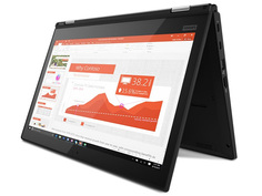 Ноутбук Lenovo ThinkPad L380 Yoga Black 20M7001BRT (Intel Core i5-8250U 1.6 GHz/8192Mb/256Gb SSD/Intel HD Graphics/Wi-Fi/Bluetooth/Cam/13.3/1920x1080/Touchscreen/Windows 10 Pro 64-bit)