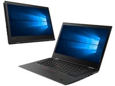 Ноутбук Lenovo ThinkPad X1 Yoga 3rd Gen Black 20LD002HRT (Intel Core i5-8250U 1.6 GHz/8192Mb/256Gb SSD/Intel HD Graphics/LTE/Wi-Fi/Bluetooth/Cam/14.0/2560x1440/Touchscreen/Windows 10 Pro 64-bit)
