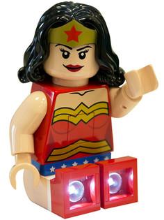 Светильник Lego Super Heroes Wonder Woman LGL-TOB25T