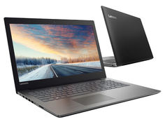 Ноутбук Lenovo 320-15IAP 80XR01CBRU (Intel Pentium N4200 1.1 GHz/8192Mb/128Gb SSD/No ODD/Wi-Fi/Cam/15.6/1366x768/Windows 10)