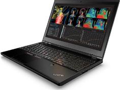 Ноутбук Lenovo ThinkPad P51 20HH0029RT (Intel Core i7-7700HQ 2.8 GHz/16384Mb/1000Gb + 256Gb SSD/nVidia Quadro M1200 4096Mb/Wi-Fi/Bluetooth/Cam/15.6/1920x1080/Windows 10 64-bit)