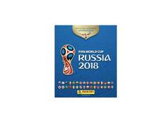 Альбом с 15 наклейками Panini Чемпионат Мира По Футболу FIFA 2018