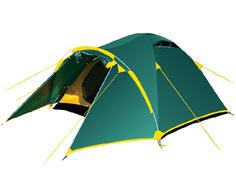 Палатка Tramp TRT-39 Lair 3 V2 Green