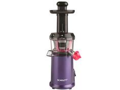 Соковыжималка Scarlett SC-JE50S39 Purple