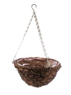Кашпо подвесное для цветов Palisad Гиацинт 30cm 69062
