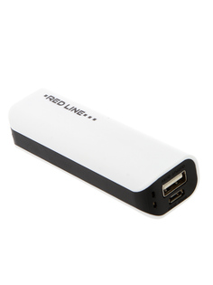 Аккумулятор Red Line R-3000 Power Bank 3000mAh Black