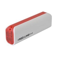 Аккумулятор Red Line R-3000 Power Bank 3000mAh Red