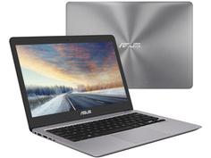 Ноутбук ASUS Zenbook UX310UA-FC468 90NB0CJ1-M17900 (Intel Core i3-7100U 2.4 GHz/4096Mb/256Gb SSD/No ODD/Intel HD Graphics/Wi-Fi/Bluetooth/Cam/13.3/1920x1080/Endless)