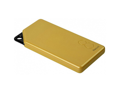 Аккумулятор Recci Power Bank Gallop RG-8000 8000mAh Yellow