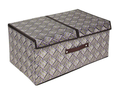 Аксессуар Короб для хранения Доляна 50x30x25cm 1839471