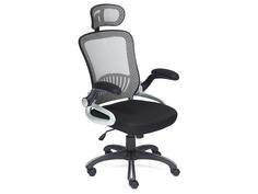 Компьютерное кресло TetChair Mesh-2 Black-Gray