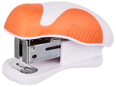 Степлер-мини Attache Master №24/6 и 26/6 до 15 листов White-Orange 611853