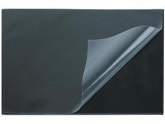 Коврик на стол Attache 38x59cm Black с прозрачным листом 553061