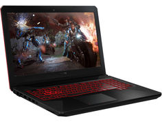 Ноутбук ASUS FX504GD-E4267T Metal 90NR00J3-M09970 (Intel Core i7-8750H 2.2 GHz/8192Mb/1000Gb+128Gb SSD/nVidia GeForce GTX 1050 2048Mb/Wi-Fi/Bluetooth/Cam/15.6/1920x1080/Windows 10 64-bit)