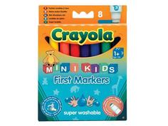 Фломастеры Crayola 8 цветов 8324