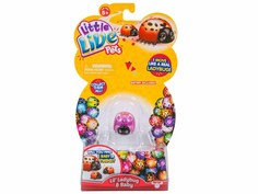Игрушка Moose Little Live Pets Божья коровка с малышом Ромашка 28447-4