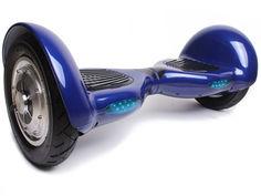 Гироскутер Asixbot Premium 10 TaoTao APP Самобалансировка + влагозащита Blue