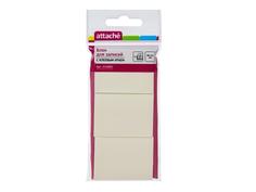 Стикеры Attache 38x51mm 300 листов Yellow 214301