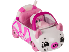 Игрушка Moose Shopkins Cutie Cars с фигуркой Lollipop Soft Top 56577