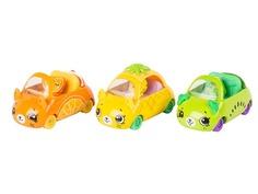 Игрушка Moose Shopkins Cutie Cars с фигурками Fast and Fruity 56642