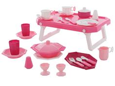 Игра ПолесьеНабор детской посуды Ретро 61737