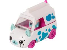 Игрушка Moose Shopkins Cutie Cars с фигуркой Milk Moover 56591