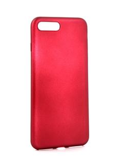 Аксессуар Чехол X-Level Guardian для Apple iPhone 7/8 Plus Burgundy 2828-015
