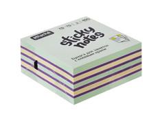 Стикеры Attache Selection 76x76mm 400 листов Green 383722