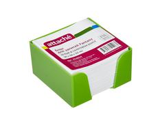 Стикеры Attache Fantasy 90x90x50mm Light Green-White 354654