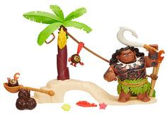 Игрушка Hasbro Игровой набор с мини-фигурками персонажей Моана B8302